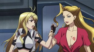 Bild aus Cross Ange: Tenshi to Ryuu no Rondo