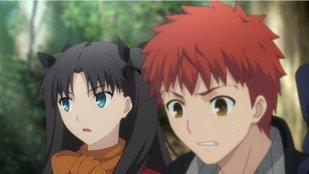 Bild aus Fate/stay night: Unlimited Blade Works 2nd Season